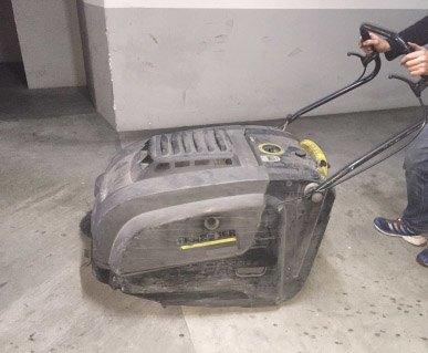 Trabajos realizado - Limpiezas Eva María